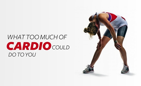 Too Much Cardio - Mistake